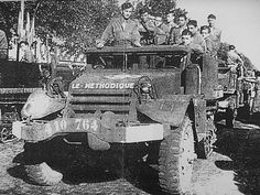 Free In French, Cloche, Armored Vehicles, Military Vehicles, World War, Notre Dame, Wwii, Html, Monster Trucks