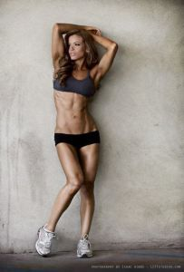 """I hate being fit."" ~said no woman, ever. <3 #fitspo #abs #motivation"