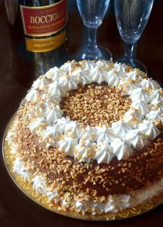 Dolci a go go: torte decorate Italian Cake, Italian Desserts, Italian Recipes, Torte Cake, Cake & Co, Plum Cake, Chocolate Sweets, Bakery Cakes, Sweet Cakes