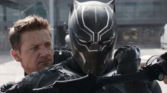 Hawkeye Jeremy Renner #Hawkeye #Captain America #Civil War