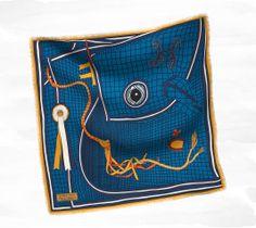 Scarves Hermès Cashmere And Silk - Scarves 90 - Women | Hermès, Official Website - Bete de Concours