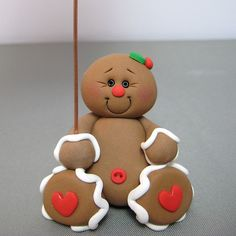 A collector at heart, anything with a Gingerbread person is a must at Christmas #indigo #magicalholiday.