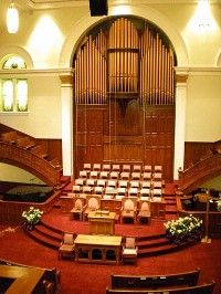 Third Baptist Church, Owensboro, Kentucky Interior