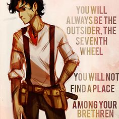 Leo Valdez: In my opinion, not true! ~~ *SOB* WHY BAD GODDESS?!?!?!?!?!?! WHY ARE YOU SO MEAN TO MY BABY?!?!?!?!?!?!