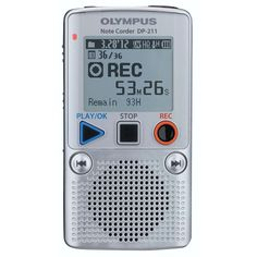 Olympus Note Corder Digital Voice Recorder for sale online Recording Equipment, Voice Recorder, Tv Videos, Olympus, The Voice, Cool Things To Buy, Digital, Mp3 Player, Larger