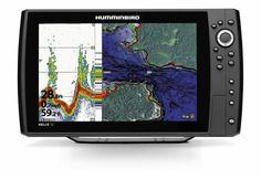 Humminbird Helix 12 CHIRP GPS G2N, 2e generatie fishfinder / kaartplotter