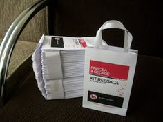 Passo a Passo Kit Ressaca   & Moldes        Material     -Tesoura ou estilete;  - Papel couche, color plus, para scrap, cartolina, pa...