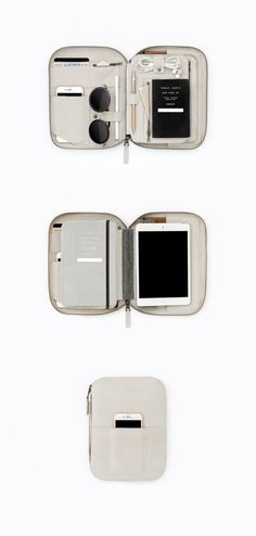 A Design That's Upto A Minute - The Folio Bag
