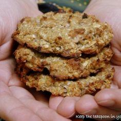 Oatmeal apple cookies by Teaspoon