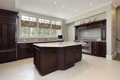 46 Dark and Black Kitchen Cabinets (PICTURES OF KITCHENS)FacebookGoogle+PinterestTumblrTwitterYouTube
