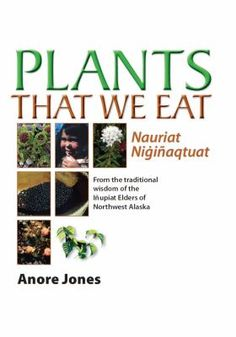 Plants That We Eat: Nauriat Nigiñaqtaut - From the traditional wisdom of the Iñupiat Elders of Northwest Alaska Indigenous Peoples Day, When Things Go Wrong, Summer Berries, Wild Edibles, Edible Plants, I Am Grateful, American Indians, Native American, Medicinal Plants