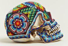 calaveras mexicanas en yeso - Buscar con Google