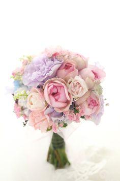 クラッチブーケ イブ・ミオラ : 一会 ウエディングの花