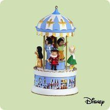 Disney - It's A Small World - 2004 Hallmark Ornament