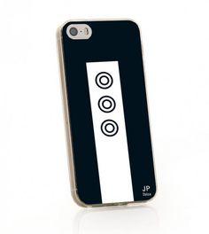 JP Swinging Sixties No. 7 Schutzhülle für iPhone 5 5s