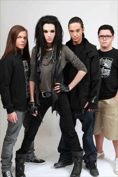 I love Tokio Hotel So Much.