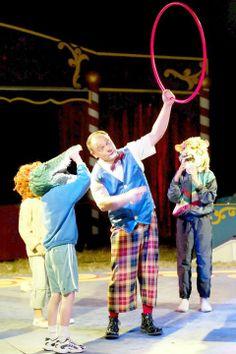 anniversaire cirque rennes