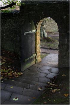 All sizes   Through the garden gate   Flickr - Photo Sharing!