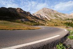 Route des Grandes Alpes, the greatest passes road across the Alps