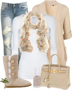 """Comfy and Simple"" by cindycook10 ❤ liked on Polyvore"