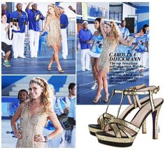 GORG Brazillian Actress @cadieckmann @Miezko shoes for the @Rio2016 Olympic Preview! @Rio2016_en @Olympics #MiezkoShoes #CarolinaDieckmann #Rio2016 #Olympics #heels #fashion #style #stylists #InPRessLA