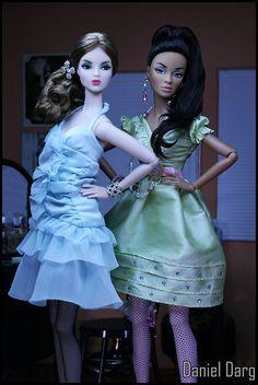 Daniel Darg for barbie dolls