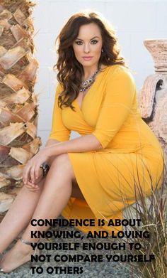 Curvalicious Clothes::Plus Size Dresses::Ciara Cinch Dress - Marigold #PlusSizeClothes #PSFashion #BodyConfidence