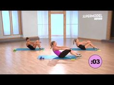 Andrea Orbeck Abs Workout