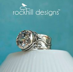 "RockHill Designs - ""Bombshell"" ring www.rockhill-designs.com/tinaburgess"