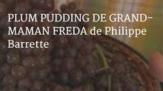 Plum-pudding de grand-maman Freda