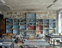 school, Chernobyl