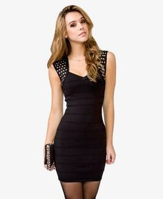 Dynamite Lace Bodycon Dress | FOREVER21 - 2000088785 | work DL ...