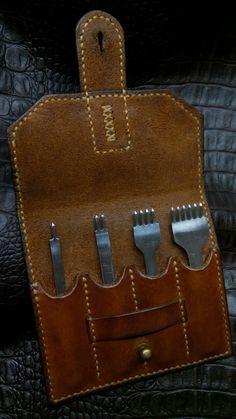 Excellent size 11-12 Adroit Old West Kids Black Leather Western Cowboy Boots