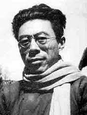 Famous poet Wen Yiduo