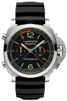 Panerai Luminor 1950 Regatta Chrono Flyback PAM526 @DestinationMars