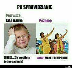 I to moi kochani jest życiowa prawda 😂 Very Funny Memes, Wtf Funny, Polish Memes, Weekend Humor, Really Funny, Life Lessons, I Laughed, Best Memes, Haha