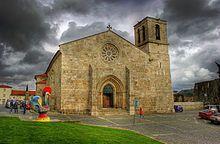 Igreja Matriz de Barcelos – Wikipédia, a enciclopédia livre