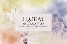 Watercolor Background, Watercolor Flowers, Wedding Stationery, Mood Boards, Design Projects, Presentation, Social Media, Texture, Creative