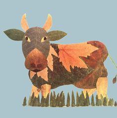 Őszi falevélből cuki állatkák: 15 kreatív ötlet, amit próbálj ki a gyerekkel! Nagy kézügyesség sem kell hozz - Szülők Lapja Autumn Crafts, Autumn Art, Nature Crafts, Autumn Leaves, Art Et Nature, Nature Artwork, Art Floral, Dry Leaf Art, Leaf Animals