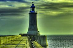 South Shields lighth