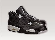 25835e3eaea This is the Air Jordan IV Retro LS in the Black/Black-Tech Grey colorway.  These kix features a (or mid) cut similar to.