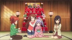 So cute!!!  No no Biyori