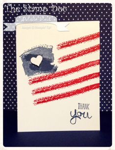 one layer card, owh idea, can try with other stamps