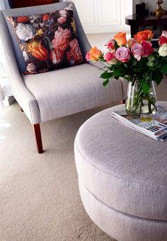 Garden Design, Ottoman, Chair, Interior, Furniture, Home Decor, Decoration Home, Indoor, Room Decor