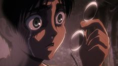 Eren's Flash back Attack On Titan Episodes, Attack On Titan Season, Attack On Titan Levi, Anime Screenshots, Deadpool, Darth Vader, Fictional Characters, Mikasa, Season 3