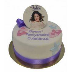 Gâteau d'anniversaire enfant - Gâteau Création
