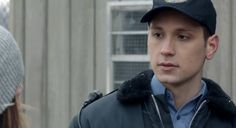 Matt Mcgorry (Officer Bennett from Orange is the New Black)