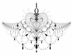 Resultado de imagem para drawing ideas tattoos tumblr