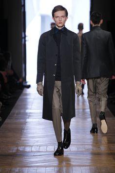 CERRUTI 1881 Paris Menswear Fashion Show - FW 2013 2014 - LOOK 18