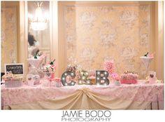 The cutest candy bar at a Washington Ballroom Wedding! (Jamie Bodo Photography)